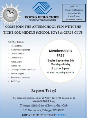 TMS Boys and Girls Club