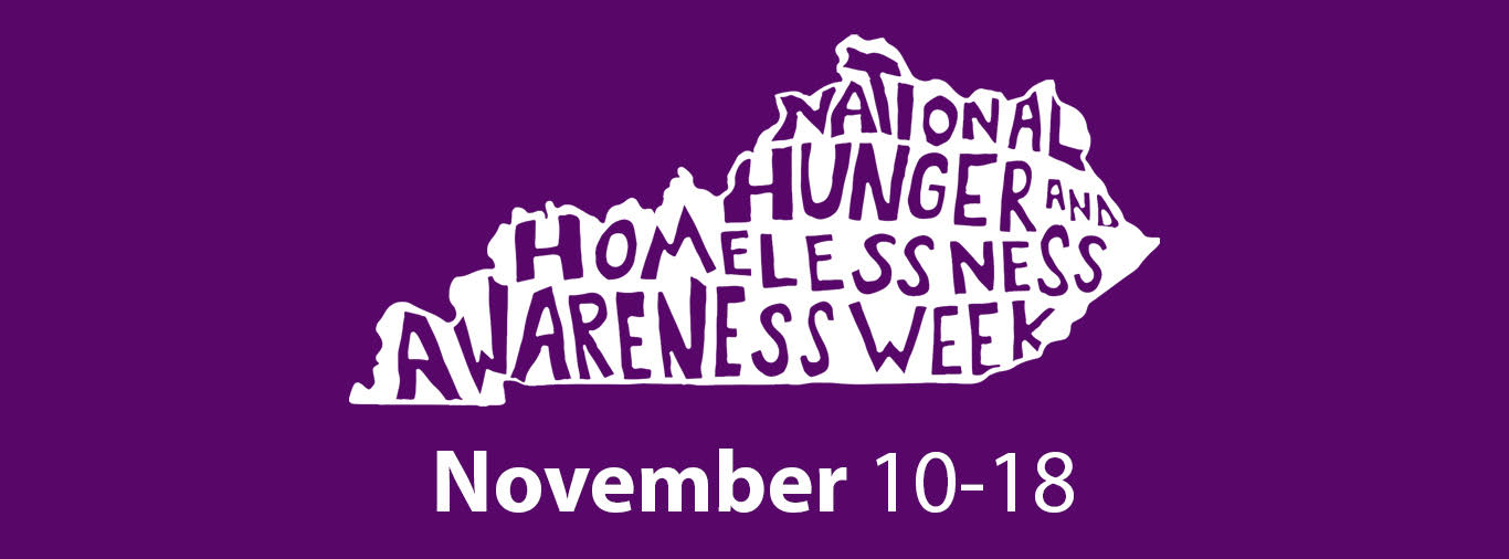 National Hunger And Homelessness Week