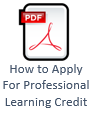 How to Apply for PL Credit